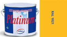 Vitex Platinum satén RAL 1021 2,25L